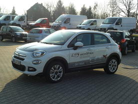 Fiat - 500X City Look 1.4 MultiAir POP STAR 4X2