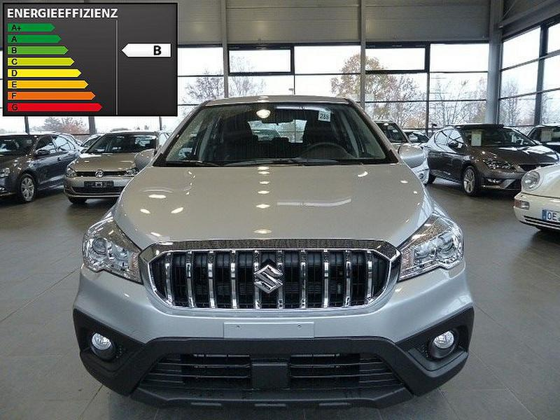 SX4 S-Cross 1,0 Neues Modell SOFORT Klima MFL Start/Stop